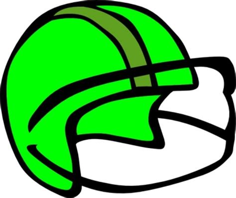 download football helmet clip art vector free