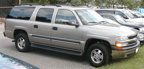 2006 Chevy Suburban by File Chevy Suburban Jpg Wikimedia Commons