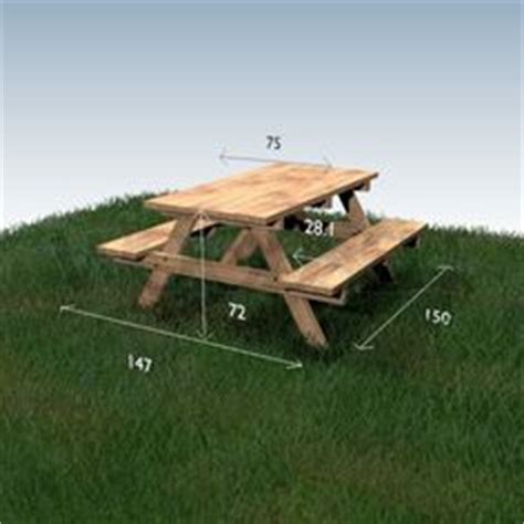 ana white build  preschool picnic table   easy