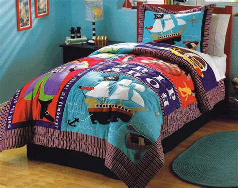 pirate comforter queen pirate treasure quilt set