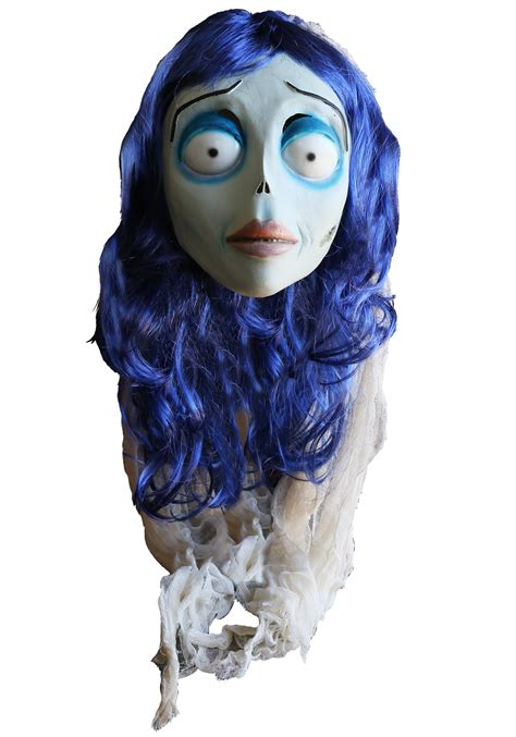 Home Halloween Decorations by The Corpse Bride Emily Mask