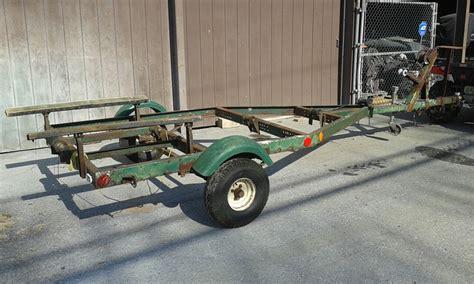 trailstar boat trailer winch inventory beltzville manor marine