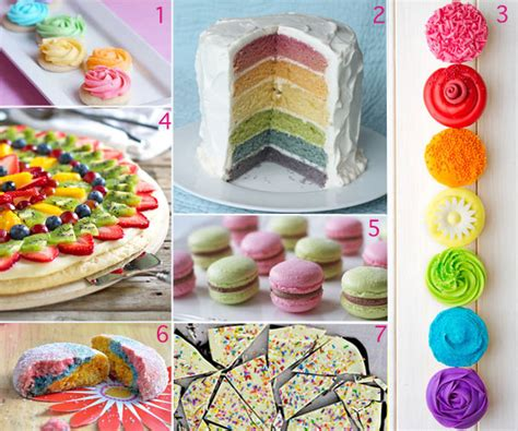 colorful desserts springtime inspiration 7 colorful desserts dessarts
