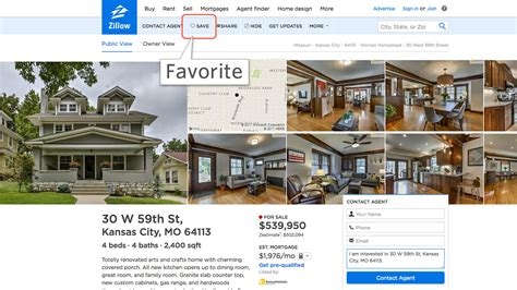 racking up the favorites on zillow make homes sell