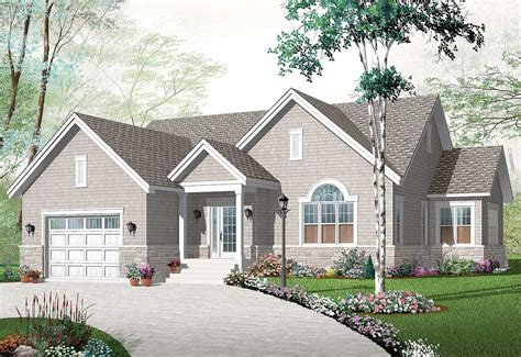 Affordable House Plan In 2 Sizes 21722dr Traditional Affordable Home Plans Canada