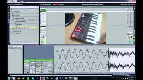 tutorial midi keyboard akai mpk mini tutorial 5 midi keyboard versatility youtube