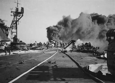 Kamikaze Salty 8003 F hms formidable kamikaze 9 may 1945 armoured aircraft carriers in world war ii