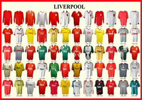 Ag370 Jaket Parasut Playmaker Liverpool Lfc liverpool fc jersey history sweater vest