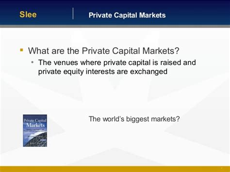 Mba In Capital Markets Part Time by Capital Markets
