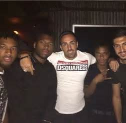 Liverpool players take break from usa tour with night out in new york
