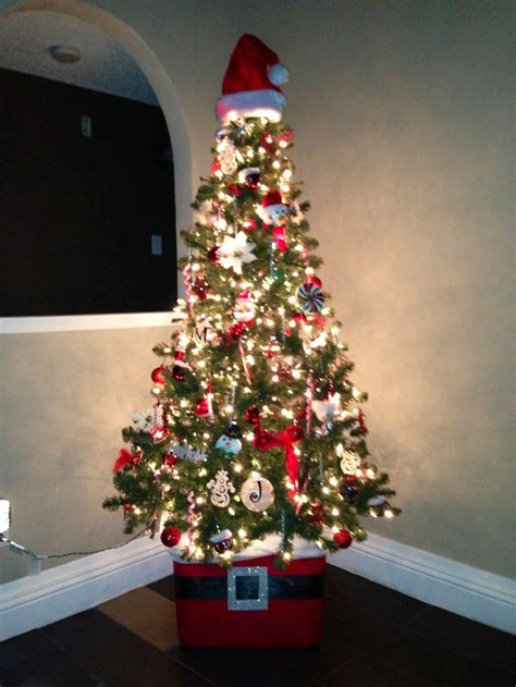 tree santa claus 97 best trees images on merry