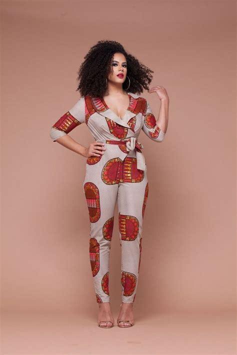 long ankara jumpsuit fabulous ankara jumpsuits worn by slayers amillionstyles com