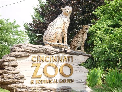 Family Fun At The Cincinnati Zoo Stories From The Playground Botanical Gardens Cincinnati
