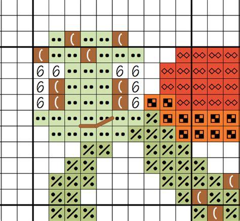 Pattern Finding In C | finding nemo digital cross stitch pattern