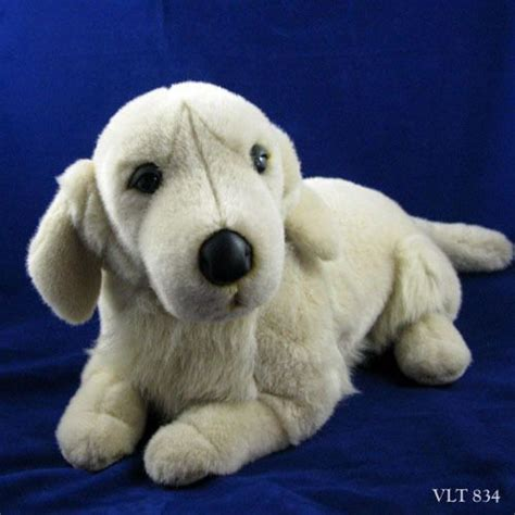 golden retriever puppy stuffed animal fao schwarz large golden retriever lab labrador plush
