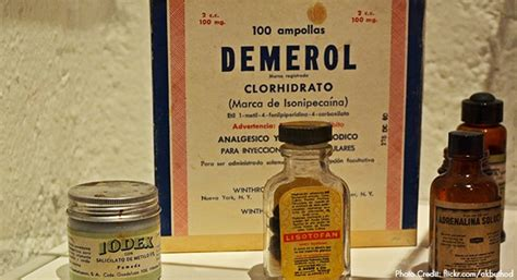 Demerol Detox by The Difference Between Methhetamine And Hetamine