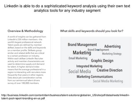 In Addition To Marshall Mba No Recommendations by Linkedin Analytics Week 11 Mkt 9715 Baruch Mba Program