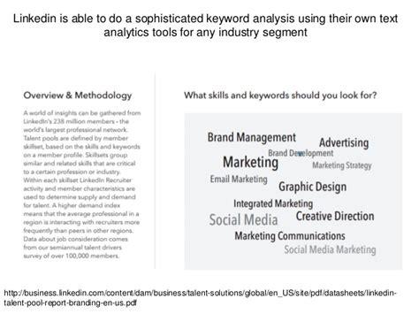 Mba Baruch Curriculum by Linkedin Analytics Week 11 Mkt 9715 Baruch Mba Program