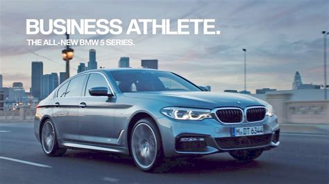 bmw commercial bmw 5 series 2017 tv commercial youtube