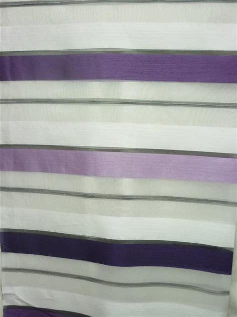 vorhang grau gestreift deko stoff gardine vorhang gestreift wei 223 lila grau