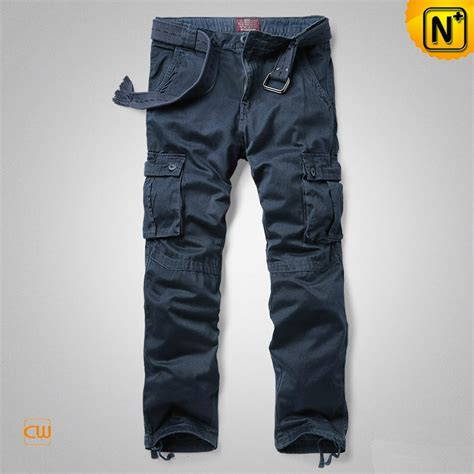 Mens Buffalo Outdoor Pant 78 Sz 34 100 Original outdoor cotton hiking cargo for cw100060