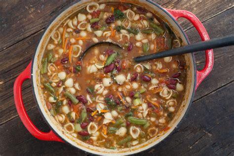 copycat olive garden minestrone soup recipe food