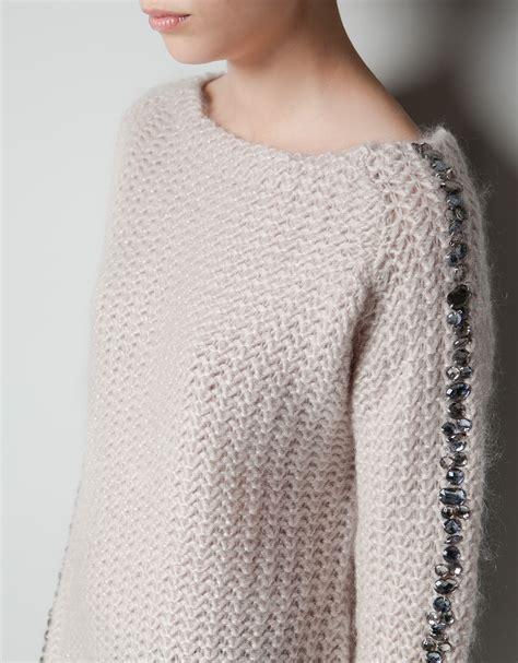 Embellished Sweater 5646977622 2 2 1