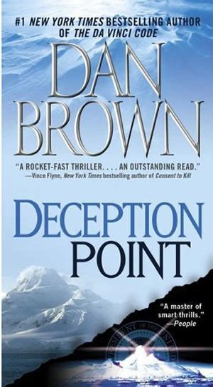 deception point book review deception point by dan brown 2001 the ace black blog
