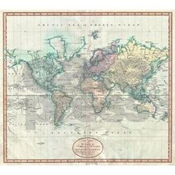 old world map shower curtain vintage map of the world 1801 shower curtain jpg height