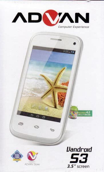 Touchscreen Advan S3c Plus advan vandroid s3c harga spesifikasi hp android dual 700 ribuan