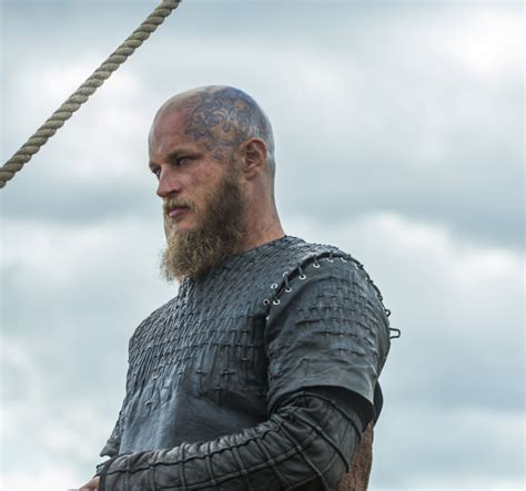 did ragnar have tattoos on his head last year vikings preview brotherly hate tv show patrol