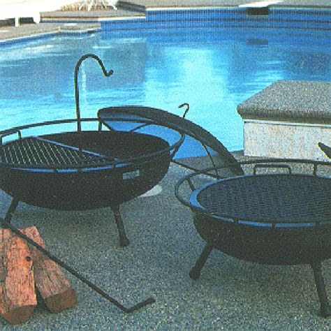 California Firepit California Firepit California Firepit 30 Inch Tahoe Pit Metal Bowl For Cing The California