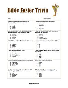 Easter Trivia Ii Easter St Patrick S Day Crafts Ideas | easter trivia ii easter st patrick s day crafts ideas