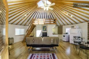 How Much Does It Cost To Build A House In Montana Modern Yurt Cabin You Can Rent In Malibu California