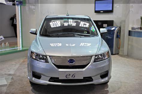 byd auto e6 2011 byd auto e6 conceptcarz