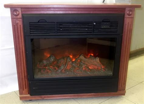 heat surge amish heater adl 200m x electric fireplace ebay