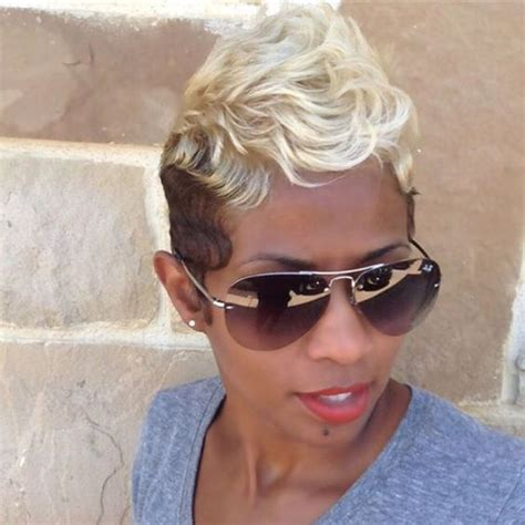 Instagram Pix Of Women Shaved Hair And Waves | 40 mohawk hairstyles for black omen