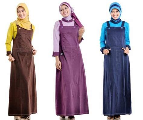 Fashion Terbaru Muslimah model baju kodok overall muslimah terbaru info fashion terbaru 2018