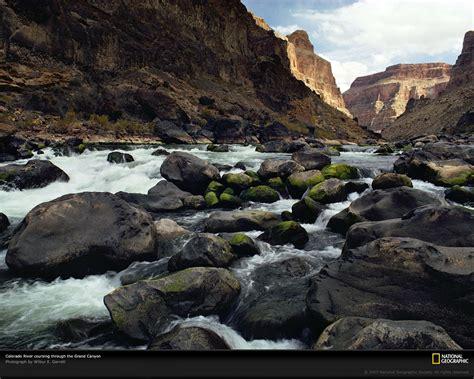 colorado river bed