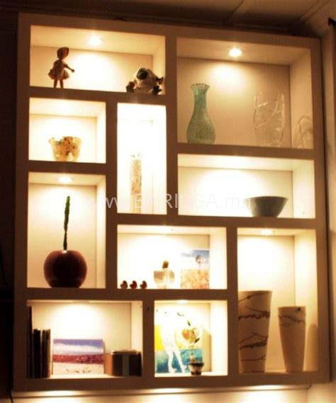 our top shelf lighting tips impeccable shelves lighting designs that you to see