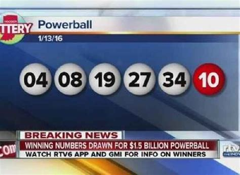 banco winning numbers winning numbers drawn for 1 5b powerball one news page