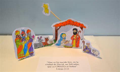 imagenes de manualidades del nacimiento de jesus manualidades 3 4