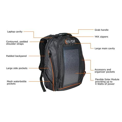 Picard Solar Bag Puts A Solar In A Leather Glove by Buying Guide Top 5 Solar Panel Backpacks