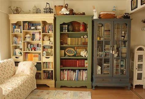 librerie colorate librerie colorate arredamento provenzale