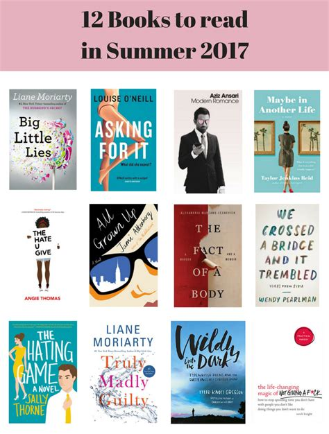 my summer in books 12 best summer books to read in 2017 187 miss getaway