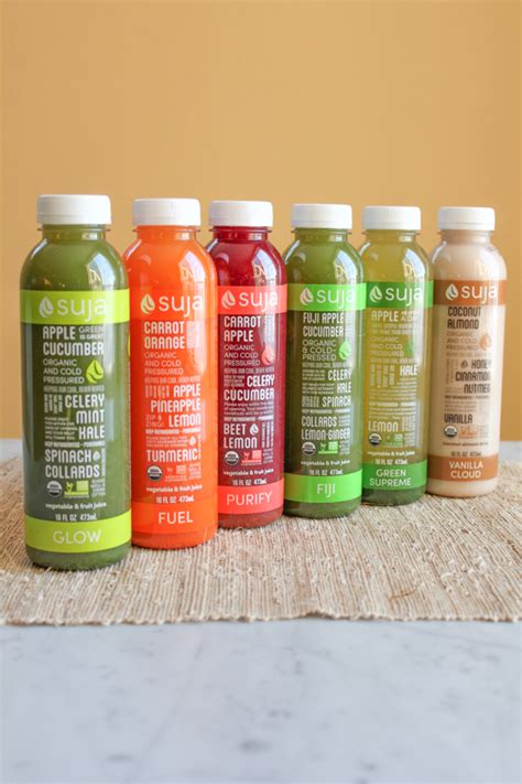 Seattle Detox Cleanse by Suja Juice My 3 Day Fresh Start Cleanse A Giveaway