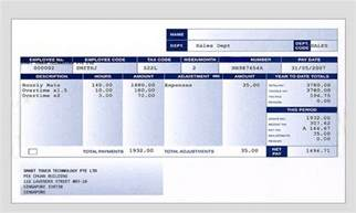 Malaysia Payslip Template by Smart Touch Payslip Payroll Singapore Malaysia