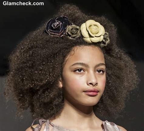 afro american kids hairstyle diy sugar spice girls curly hairdos