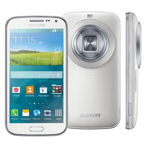 Samsung Galaxy K Zoom Kamera Utama 20 7 Megapiksel celular desbloqueado samsung galaxy k zoom branco tela