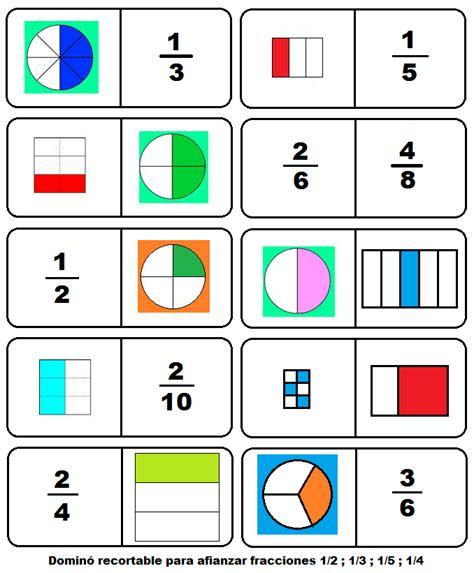 figuras geometricas fracciones compartiendo y aprendiendo ejercicios para imprimir de